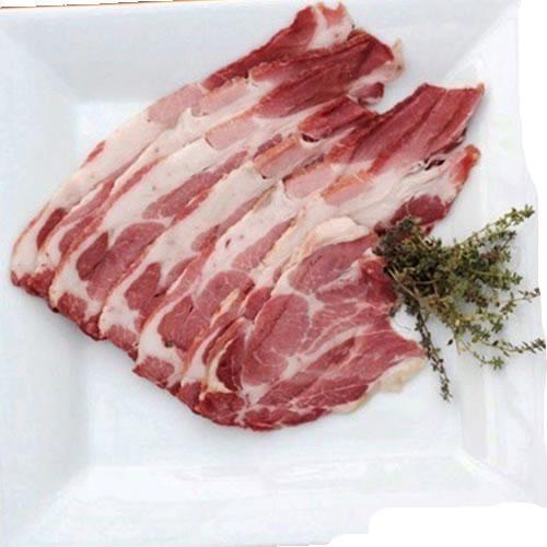 Shoulder bacon